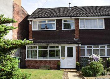 Thumbnail 3 bedroom town house for sale in Tipton Road, Woodsetton, Dudley