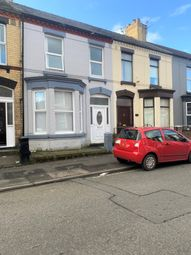Thumbnail 3 bed terraced house to rent in Garmoyle Road, Liverpool, Merseyside