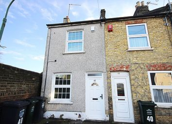 Thumbnail 2 bedroom end terrace house for sale in Waldeck Road, Dartford
