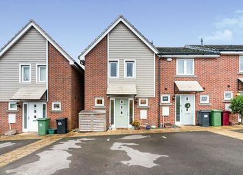 Thumbnail 3 bed end terrace house for sale in Carter Drive, Basingstoke, Hampshire