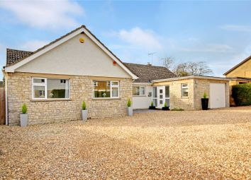 Thumbnail 4 bed bungalow for sale in Shrivenham Road, Highworth, Wiltshire