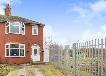 Thumbnail 3 bedroom semi-detached house for sale in Heyworth Road, Leicester