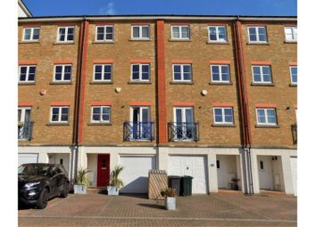 Thumbnail 5 bed town house for sale in Dominica Court, Eastbourne