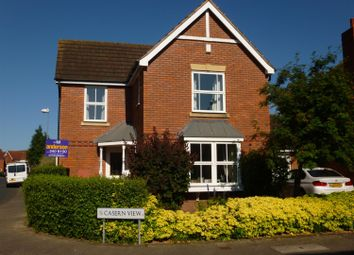 Thumbnail 3 bed detached house to rent in Casern View, Sutton Coldfield, West Midlands