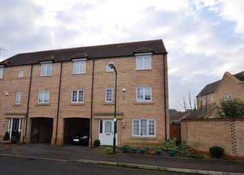 Thumbnail 5 bedroom town house for sale in Baldwin Drive, Sugar Way, Peterborough