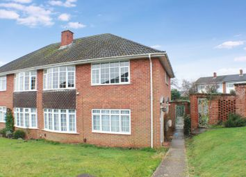 Thumbnail 2 bed maisonette for sale in Kings Field, Bursledon, Southampton