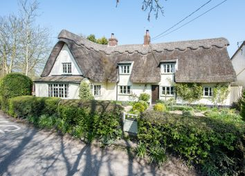 Thumbnail 4 bedroom detached house for sale in Valley Wash, Hundon, Sudbury