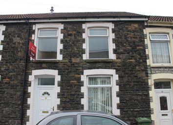 Thumbnail 3 bed property to rent in Pencerrig Street, Graigwen, Pontypridd