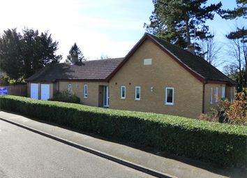 Thumbnail 3 bedroom detached bungalow for sale in Brudenell Close, Baston, Peterborough