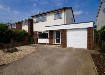 Thumbnail 3 bed detached house for sale in Ludlow Road, Bangor-On-Dee, Wrexham