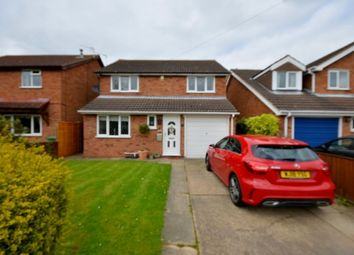Thumbnail 4 bedroom detached house to rent in Woodhall Drive, Waltham, Grimsby