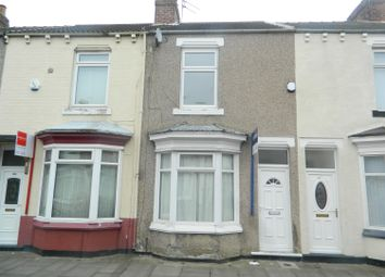 Thumbnail 2 bed terraced house to rent in Harford Street, Middlesbrough, Ts
