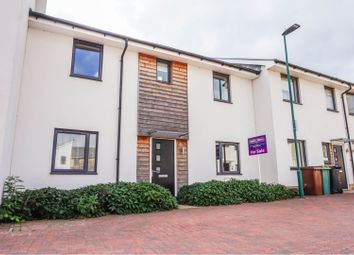 Thumbnail 3 bed terraced house for sale in Bradley Way, Peterborough