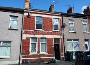 Thumbnail 2 bed terraced house for sale in Pottery Road, Pill, Newport.