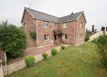 Thumbnail 4 bed detached house to rent in Pound Hill, Holcombe Rogus, Wellington