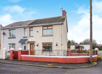 Thumbnail 3 bed semi-detached house for sale in Addison Place, Aberavon, Port Talbot