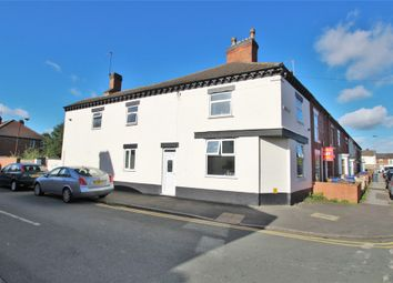 Thumbnail 1 bed end terrace house to rent in Watson Street, Burton-On-Trent, Staffordshire