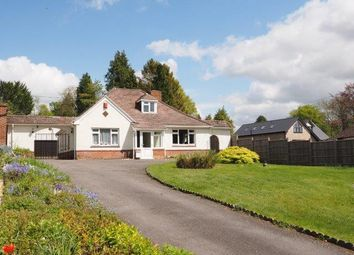 Thumbnail 3 bed detached house for sale in Firs Road, Firsdown, Salisbury