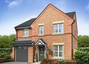 """Thumbnail 4 bed detached house for sale in """"The Bradenham Plot 179"""" at Kings Road, Audenshaw, Manchester"""