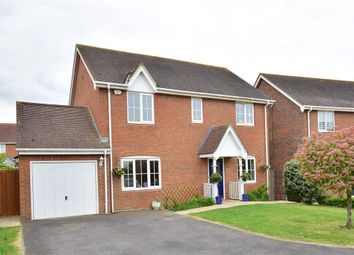 Thumbnail 4 bed detached house for sale in Randle Way, Bapchild, Sittingbourne, Kent