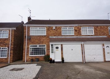 Thumbnail 4 bedroom semi-detached house for sale in Glebe Mews, Bedlington