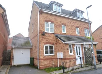 Thumbnail 4 bed property to rent in Pipistrelle Way, Oadby, Leicester