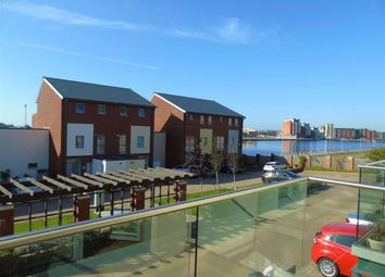 Thumbnail 3 bed town house for sale in Langdon Road, Marina, Swansea