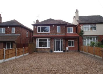 Thumbnail 4 bed detached house for sale in High Lane West, West Hallam, Ilkeston, Derbyshire