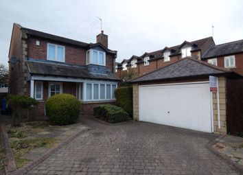 Thumbnail 4 bed detached house to rent in Guardians Court, Ponteland, Newcastle Upon Tyne