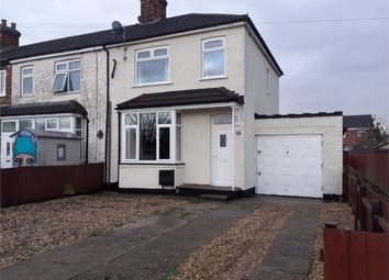 Thumbnail 3 bed end terrace house for sale in Manby Road, Immingham, Lincolnshire