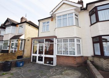 Thumbnail 5 bedroom semi-detached house for sale in Percival Gardens, Chadwell Heath, Romford