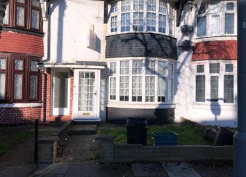 Thumbnail 2 bedroom terraced house to rent in Stradbroke Grove, Clayhall, Essex