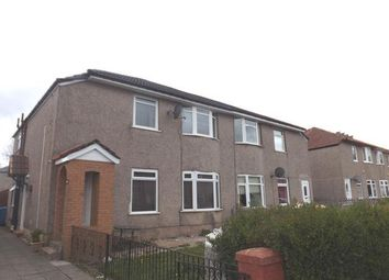 Thumbnail 3 bed flat to rent in Ashcroft Drive, Croftfoot, Glasgow