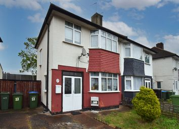 Thumbnail 3 bed semi-detached house for sale in Bracondale Road, London