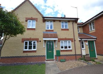 Thumbnail 2 bedroom terraced house to rent in Victoria Green, Witchford, Ely