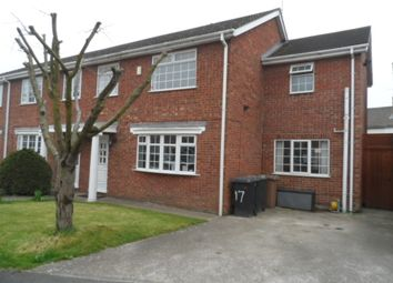 Thumbnail 4 bedroom semi-detached house to rent in Somerville Court, Lincoln