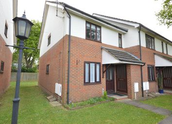 Thumbnail 1 bedroom maisonette for sale in Melford Close, Chessington, Surrey.