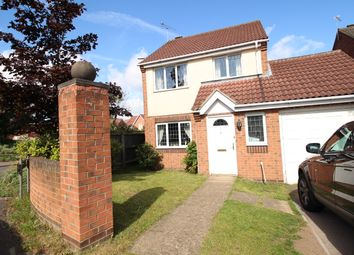 Thumbnail 3 bed detached house for sale in Rushpool Close, Forest Town, Mansfield