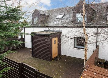 Thumbnail 2 bed semi-detached house for sale in High Street, Auchterarder