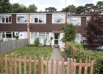 Thumbnail 3 bed terraced house for sale in Kenilworth Crescent, Fleet