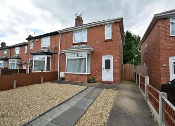 Thumbnail 2 bed semi-detached house for sale in Roydon Grove, Lincoln