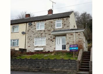 Thumbnail 3 bed semi-detached house to rent in Brynyfelin, Llanelli