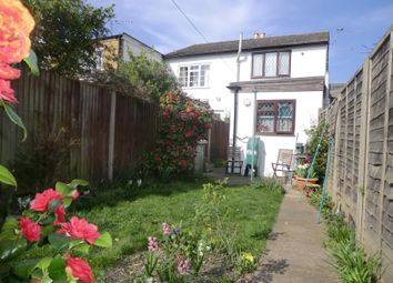 Thumbnail 2 bed end terrace house for sale in Walton Road, West Molesey