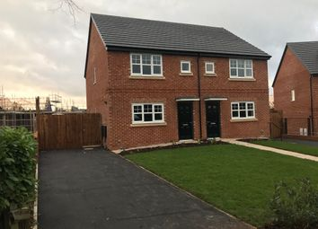 Thumbnail 3 bed semi-detached house to rent in Burnside Crescent, Middleton, Manchester