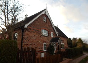 Thumbnail 3 bed end terrace house to rent in Cholmondeley House, School Lane, Marbury, Whitchurch