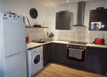 Thumbnail 2 bed flat to rent in Queen Street, Leicester