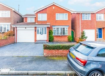 Thumbnail 4 bed detached house for sale in Woodbrook Close, New Marske, Redcar, North Yorkshire