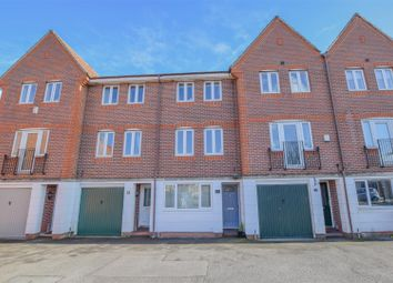 Thumbnail 4 bed town house for sale in Pettys Close, Cheshunt, Waltham Cross