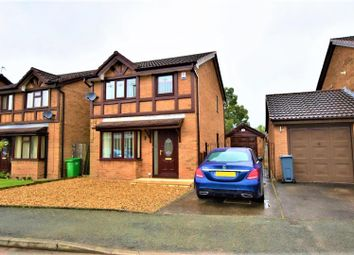 Thumbnail 3 bedroom detached house for sale in Gildersdale Drive, Blackley, Manchester