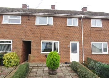 Thumbnail 3 bed terraced house for sale in Blackmore Road, Tiverton